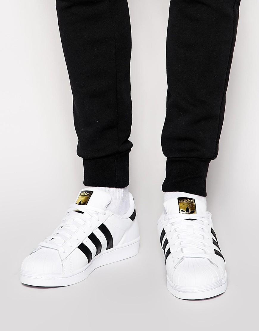 adidas originals superstar homme noir