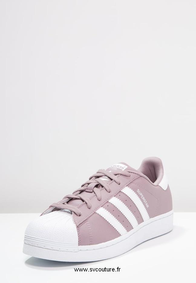 adidas superstar femme violet