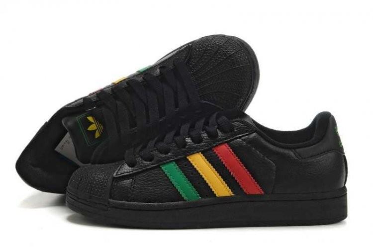 adidas superstar vert jaune rouge,Homme Adidas Originals ...