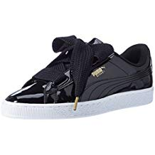 basket puma homme amazon,Puma Basket Heart Patent Wn u0027s